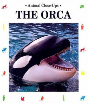 Library Binding The Orca: Admiral of the Sea (Animal Close-Ups) Book