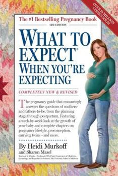 Paperback What to Expect When You're Expecting : 4th Edition Book