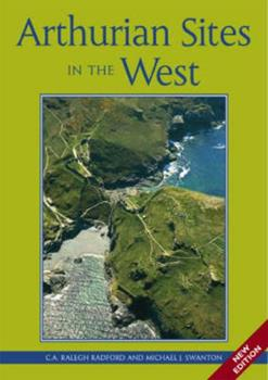 Paperback Arthurian Sites in the West Book