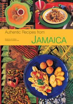 Authentic Recipes from Jamaica (Authentic Recipes) 0794603246 Book Cover