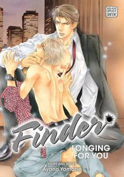 Finder Deluxe Edition: Longing for You, Vol. 7 - Book  of the Finder Deluxe Edition