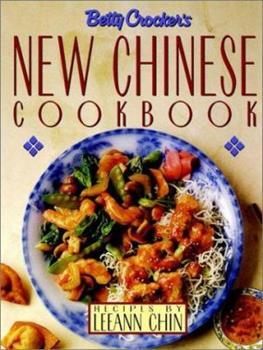 Hardcover Betty Crocker's New Chinese Cookbook Book