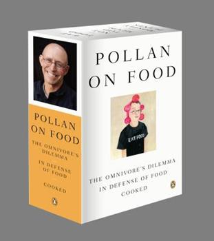 Pollan on Food Boxed Set 0147514894 Book Cover