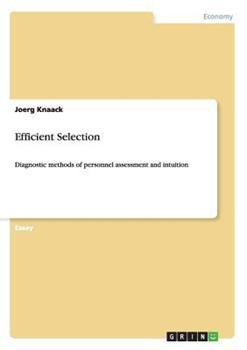 Paperback Efficient Selection Book