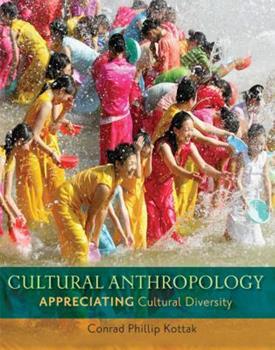 Paperback Cultural Anthropology : Appreciating Cultural Diversity Book
