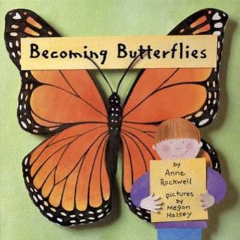 Paperback Becoming Butterflies Book