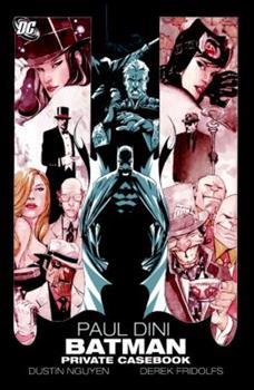 Batman: Private Casebook - Book #169 of the Modern Batman