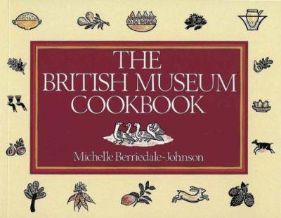Paperback The British Museum Cookbook Book