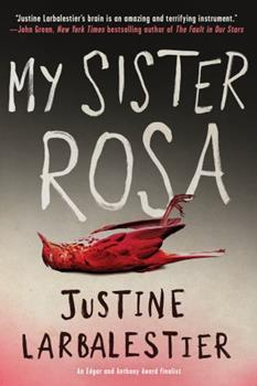 My Sister Rosa 1616956747 Book Cover