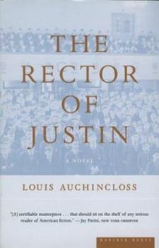 The Rector of Justin 0679641025 Book Cover