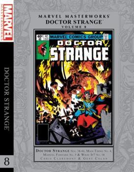 Marvel Masterworks: Doctor Strange, Vol. 8 - Book #244 of the Marvel Masterworks