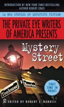 Mystery Street: Private Eye Writers of America Presents (#2) 0451204360 Book Cover