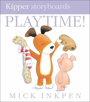 Playtime! - Book  of the Kipper the Dog