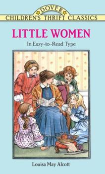 Little Women 0486296342 Book Cover