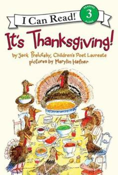 Paperback It's Thanksgiving! Book
