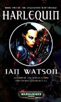 Harlequin (Warhammer 40, 000) 0743443225 Book Cover