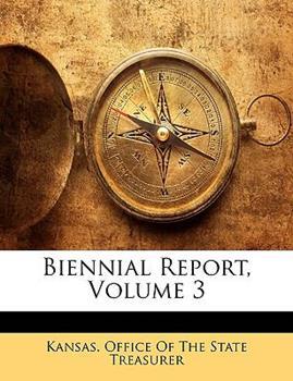 Paperback Biennial Report Book