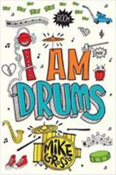 Hardcover I Am Drums Book