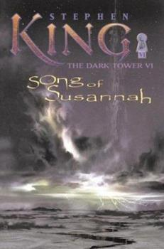 Hardcover Song of Susannah (The Dark Tower, Book 6) Book