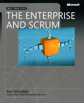 The Enterprise and Scrum 0735623376 Book Cover