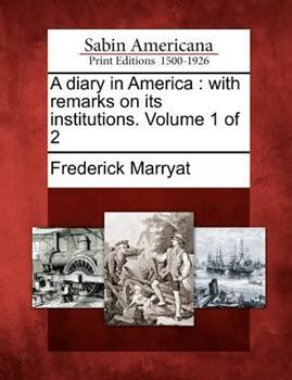 Diary in America, Series One 151209515X Book Cover