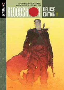 Bloodshot: Deluxe Edition, Book 1 - Book  of the Bloodshot 2012