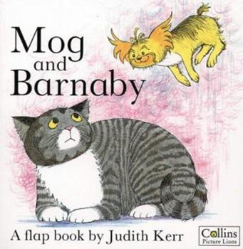 Paperback Mog and Barnaby (Picture Lions) Book