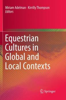 Paperback Equestrian Cultures in Global and Local Contexts Book