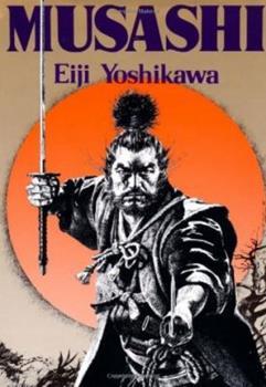Hardcover Musashi Book