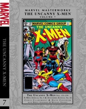 Marvel Masterworks: The Uncanny X-Men, Vol. 7 - Book #151 of the Marvel Masterworks