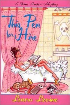This Pen For Hire: A Jaine Austen Mystery (Jaine Austen Mysteries) 0758201591 Book Cover