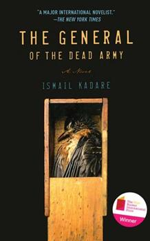 The general of the dead army: A novel; 1611454182 Book Cover
