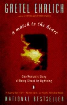 A Match to the Heart: One Woman's Story of Being Struck By Lightning 0140179372 Book Cover