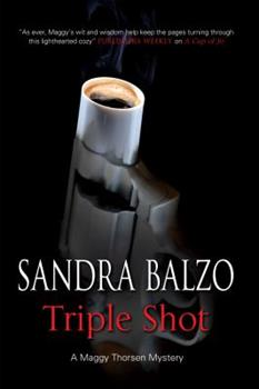 Triple Shot 037326979X Book Cover