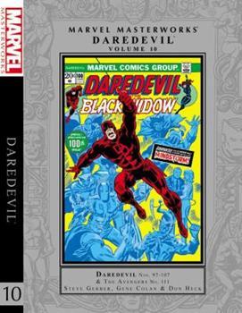 Marvel Masterworks: Daredevil, Vol. 10 - Book #228 of the Marvel Masterworks