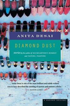 Diamond Dust: Stories 0099289644 Book Cover