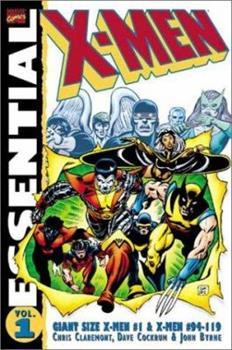 Essential X-Men, Vol. 1 (Marvel Essentials) - Book  of the Essential Marvel