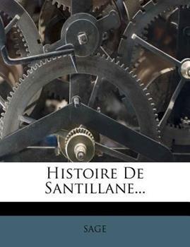 Paperback Histoire de Santillane... Book