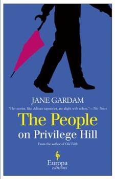 The People on Privilege Hill 1933372567 Book Cover