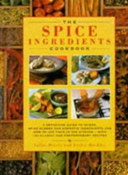 The Spice Book: An A Z Reference & Cook's Kitchen Bible 1859673724 Book Cover