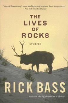 The Lives of Rocks 061891966X Book Cover