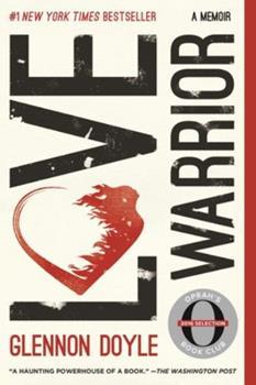 Paperback Love Warrior: A Memoir Book