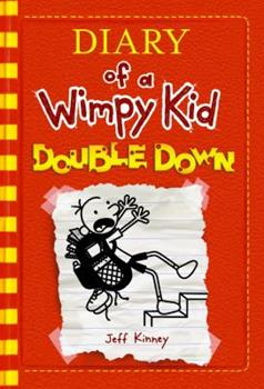 Paperback Double Down (Diary of a Wimpy Kid) Book