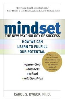 Mindset: The New Psychology of Success 0345472322 Book Cover