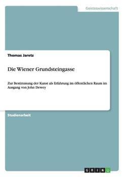 Paperback Die Wiener Grundsteingasse [German] Book