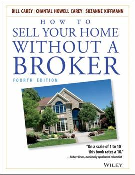 How to Sell Your Home Without a Broker 0471152854 Book Cover