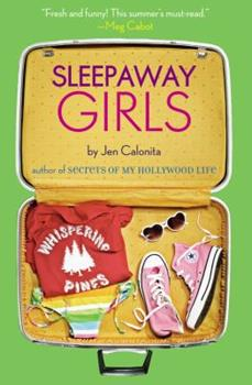 Sleepaway Girls 0316017175 Book Cover