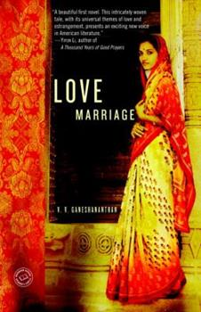 Love Marriage 1400066697 Book Cover