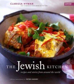 Jewish Kitchen 1840912928 Book Cover
