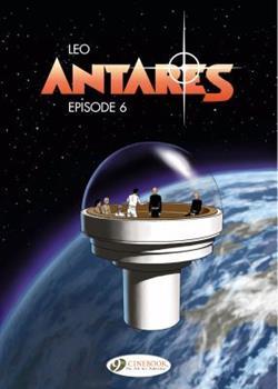 Antares, Episode 6 - Book  of the Les Mondes d'Aldébaran